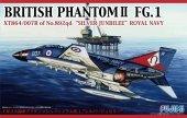 Fujimi 722726 British Phantom II FG.1 (1:72)
