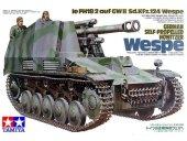 Tamiya 35200 German Self Propelled Howitzer Wespe (1:35)