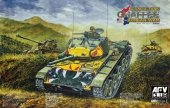 AFV Club 35209 US M24 Chaffee Korean War (1:35)