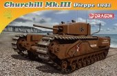 Dragon 7510 Churchill Mk.III (Dieppe 1942) (1:72)