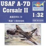 Trumpeter 02245 A-7D Corsair II (1:32)
