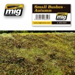 AMMO of Mig Jimenez 8359 SMALL BUSHES – AUTUMN (230 x 130 mm)