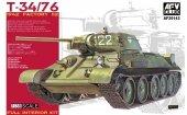 AFV Club 35143 T-34/76 mod.1942 Factory 112 (1:35)