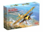 ICM 32020 Fiat CR.42 Falco WWII Italian Fighter 1/32