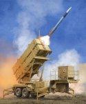 Trumpeter 01040 US M901 Launching Station w/MIM-104F Patriot SAM System PAC-3 1/35