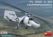MiniArt 41004 Flettner Fl 282 V-23 Hummingbird (Kolibri) 1:35