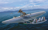 DORA Wings 72020 Savoia-Marchetti S.55 Italian Torpedo Bomber 1/72