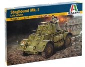 Italeri 6552 STAGHOUND MK. I (1:35)