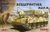 Meng Model SS-015 Sd.Kfz.179 Bergepanther Ausf.A 1/35