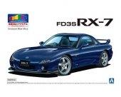 Aoshima 05498 MAZDA FD3S RX-7 '99 (Innocent Blue Mica) 1/24