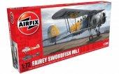 Airfix 04053A Fairey Swordfish Mk.I 1/72