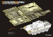 Voyager Model PE35984 WWII German Panther A Tank Early version Basic For TAKOM 2097 1/35