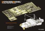 Voyager Model PE35980 WWII German Bergepanther Ausf.A (Late type,Panther G tool holders) Basic For TAKOM 2101 1/35