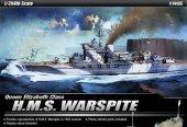 Academy 14105 H.M.S. Warspite (1:350)