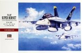 Hasegawa PT38 F/A-18F Super Hornet (1:48)