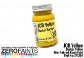 Zero Paints ZP-1354 JCB Yellow (Darker) Paint 60ml