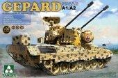 Takom 2044 SPAAG Gepard A1/A2 1/35