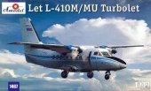 Amodel 01467 Let L410 Turbolet (1:144)