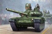 Trumpeter 05564 Russian T-72BM Mod.1990 Cast Turret (1:35)