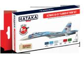 Hataka HTK-AS83 Ultimate Su-33 Flanker-D paint set