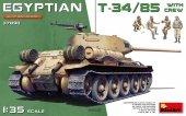 MiniArt 37098 Egyptian T-34/85 1/35