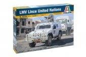 Italeri 6535 LMV LINCE UNITED NATIONS 1/35