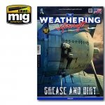 AMMO of Mig Jimenez 5215 The Weathering Aircraft Issue 15. GREASE & DIRT (English)