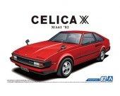 Aoshima 05613 Toyota MA61 Celica XX '82 1/24