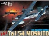 Dragon 5522 Focke-Wulf Ta 154 Moskito 1/48