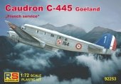 RS Models 92253 Caudron C-445 Goeland French service 1/72