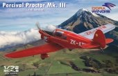 DORA Wings 72017 Percival Proctor Mk.III civil registration 1/72
