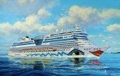 Revell 05230 Cruiser Ship AIDA,blu,sol,mar,ste<br />lla (1:400)