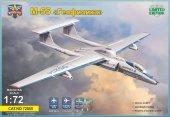 Modelsvit 72055 M-55 Geophysica research aircraft 1/72