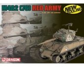 Dragon 6188 M4A2 (76) Red Army Sherman (1:35)