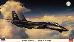 Hasegawa 02377 F-14A Tomcat `Black Bunny` 1/72