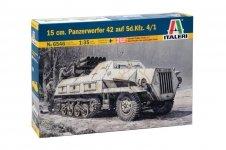 Italeri 6546 15 cm. PANZERWERFER 42 AUF SD.KFZ. 4/1 (1:35)