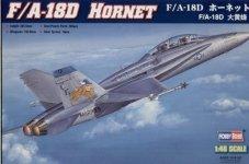 Hobby Boss 80322 F/A-18D HORNET (1:48)