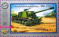 PST 72006 Self-propelled assault gun ISU-122S 1/72
