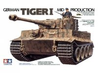 Tamiya 35194 German Tiger I Mid Production (1:35)
