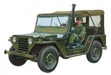 Tamiya 35334 M151A1 Vietnam War (1:35)