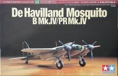 Tamiya 60753 De Havilland Mosquito B Mk.IV/PR Mk.IV 1/72