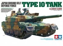 Tamiya 35329 JGSDF Type 10 TANK (1:35)