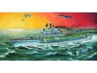 Trumpeter 05703 USSR Minsk aircraft carrier 1/700