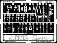 Eduard FE129 A6M2 Zero 1/48 Hasegawa