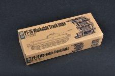 Trumpeter 02047 Soviet PT-76 Tank Track Links (1:35)