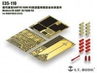 E.T. Model E35-110 Modern US AAVP-7A1 RAM/RS (For HOBBY BOSS 82415) (1:35)