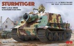 Rye Field Model 5035 Sturmtiger RM61 L/5.4/38cm 1/35