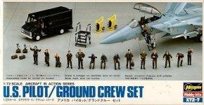 Hasegawa X72-7 US Aircraft weapons VII (1:72)