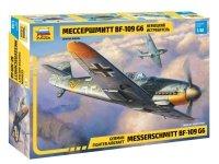 Zvezda 4816 Messerschmitt Bf-109 G6 1:48