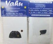Yahu YMA4804 Spitfire Mk.Vb early (Airfix / Tamiya) 1:48